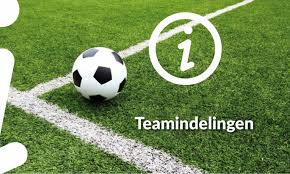 Nieuwe indeling Pupillen en Junioren seizoen 2021-2022